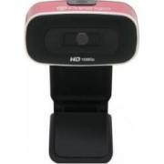 Camera Web Prestigio PWC520FH 2MP Black-Red