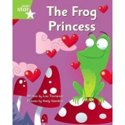 Clinker Castle Green Level Fiction: The Frog Princess Single by Lisa Thompson