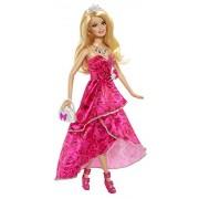 Barbie Doll Happy Birthday Princess - Pack of 1, F