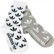 Sosete unisex adidas Originals Thin Crew Sock AZ0163