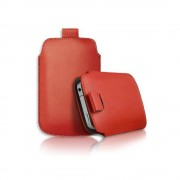 Etui Housse Pochette Motorola Moto G5 Plus - Rouge