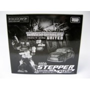 Transformers United Stepper - Million Publishing Exclusive