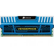 Corsair CMZ4GX3M1A1600C9B Vengeance 4GB Dual Channel Memory Kit (Blue)