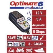 Optimate 6 12V 5A SAE