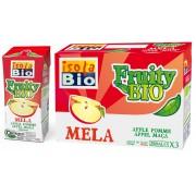 Nectar bio de mere Fruity 3X200ml