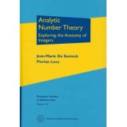 Analytic Number Theory by Jean-marie De Koninck