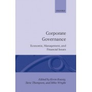Corporate Governance by Kevin Keasey