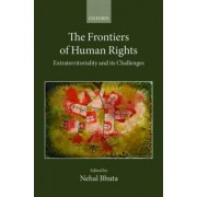 The Frontiers of Human Rights by Professor of Public International Law Nehal Bhuta