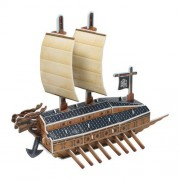 CubicFun 3d Puzzle - The Turtle Ship