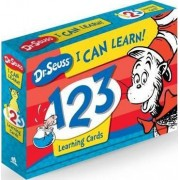Dr Seuss I Can Learn! 123 Learning Cards by The Five Mile Press