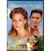 The King and I: Jodie Foster,Yun Fat-Chow - Eu si regele (DVD)