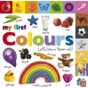 My First Colours Let's Learn Them All by DK