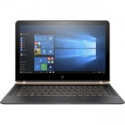 Лаптоп HP Spectre 13-v101nn Dark Silver, Core i7-7500U(2.7Ghz/4MB), 13.3 инча, Y7W92EA