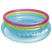 Intex 48267 - Jump Gonfiabile, 203 x 69 cm, Giallo/Blu