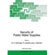 Security of Public Water Supplies by Rolf A. Deiniger