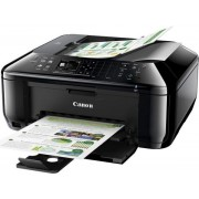 Multifunctional Canon PIXMA MX925, inkjet, A4, 15 ipm, Fax, Duplex, ADF, Retea, Wireless + Hartie A4 Canon Yellow Label Print
