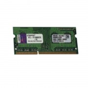 2Go RAM PC Portable SODIMM DDR3 PC3-8500S Kingston KTL-TP1066S-2G CL7