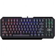 Redragon K553-RGB USAS RGB LED Backlit Mechanical Gaming Keyboard (Black)