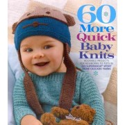 60 More Quick Baby Knits by Sixth&spring Books