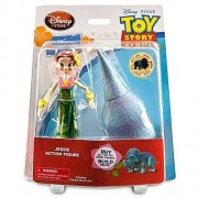 Toy Story Hawaiian Vacation Jessie Action Figure 6'' H with Build Trixie Part by Toy Story