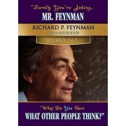 Surely, You're Joking MR Feynman and What Do You Care What Other People Think? by Richard P Feynman