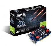 Asus Nvidia Scheda Grafica GT730-4GD3, 4GB, Nero