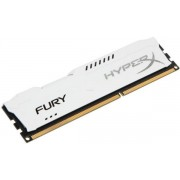 Memorie Kingston HyperX Fury White Series DDR3, 1x4GB, 1600 MHz