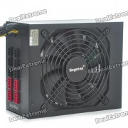 Segotep Professional 1000W Computer Power Supply Unit for Gamers - Black