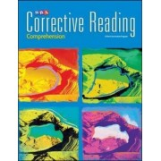 Corrective Reading Comprehension Level B2, Teacher Materials Package by McGraw-Hill Education