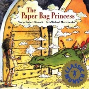 The Paper Bag Princess by Robert N Munsch