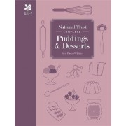 National Trust Complete Puddings & Desserts by Sara Paston-Williams