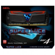 D432GB 2400-16 Super Luce bk/rd K2