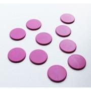 Spel Fiches 22mm Roze (10 stuks)