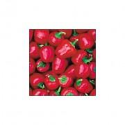 Minipaprika Rot