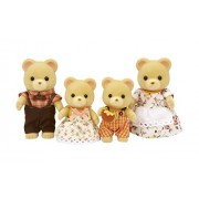 "Epoch Sylvanian Sylvanian Families Family Doll ""PS-04 Family of bear"""