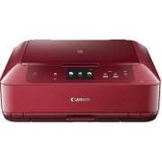 Multifunctional Canon Pixma MG7752, InkJet, A4, 15 ppm, Duplex, Retea, Wireless (Rosu) + Jucarie Fidget Spinner OEM, plastic (Albastru)
