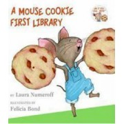 A Mouse Cookie First Library by Laura Joffe Numeroff