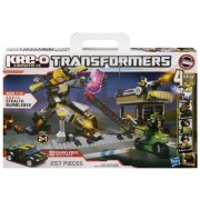 KRE-O Transformers Stealth Bumblebee Set (98814) by Kre-o [Toy] (English Manual)