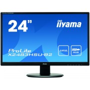 iiyama ProLite X2483HSU-B2 24' AMVA, 1920x1080, 1A1D1H