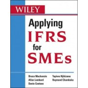 Applying IFRS for SMEs by Bruce Mackenzie