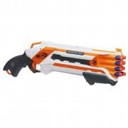 Hasbro - nerf rough cut pistola lancia dardi