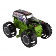 Hot Wheels Monster Jam Grave Digger Truck by Hot Wheels