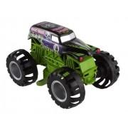 Hot Wheels Monster Jam Grave Digger Truck by Hot Wheels