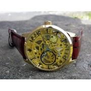 Armbandsur Winner - Hollow (guld)
