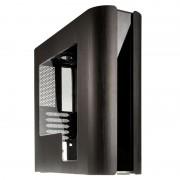 Boitier Mini Tour BitFenix Pandora Window (noir) avec logo digital personnalisable et fentre