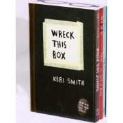 Wreck This Box Boxed Set by Keri Smith
