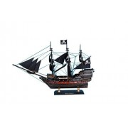 Captain Kidds Adventure Galley Limited 15 Wood Pirate Ship Model Decorati By Handcrafted Model Ships