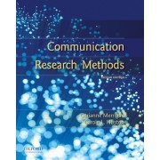 Communication Research Methods by Gerianne Merrigan