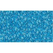 KnorrPrandell 5534260 creative-beads rocailles perles de rocaille 4 x 3 mm (bleu clair)