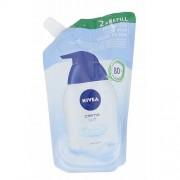 Nivea Creme Soft Care Soap Refill 500 ml tekuté mýdlo W